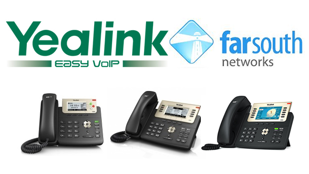 Yealink and Far South Networks announce successful interoperability tests for updated phone portfolio
