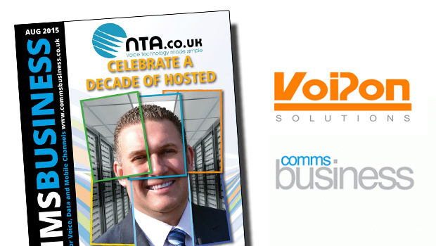 VoIPon Discuss the Future of Communications Platforms with Comms Business Magazine