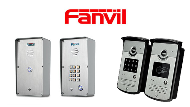 Fanvil SIP Intercoms In Stock at VoIPon