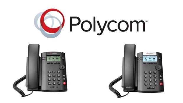 Polycom Introduces Polycom VVX 101 and Polycom VVX 201 Business Media Phones Ideal for Small Workspaces and Common Areas