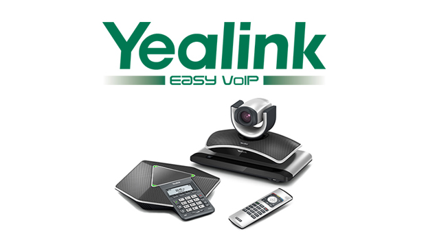 Yealink demos its one-stop SME-tailored Video Conferencing Solution at InfoComm 2015