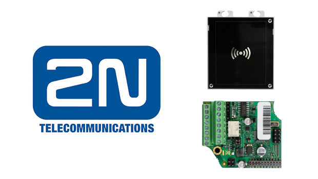 2N Announces New secured RFID card readers for IP intercoms