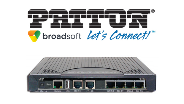 Patton's New-Generation VoIP CPE Tested with BroadSoft's BroadWorks