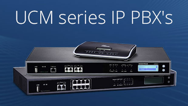 OpenIP Certifies Grandstream UCM IP PBX series