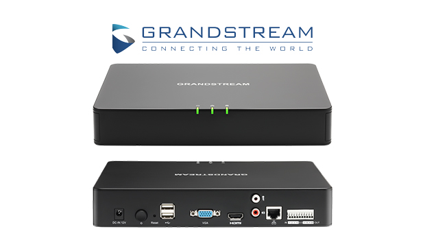 Grandstream Expands NVR series with New Small Business Model