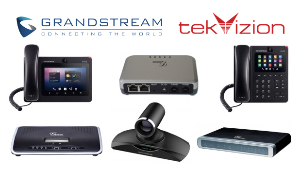 Grandstream and tekVizion Announce Partnership to Expand SIP Interoperability Matrix