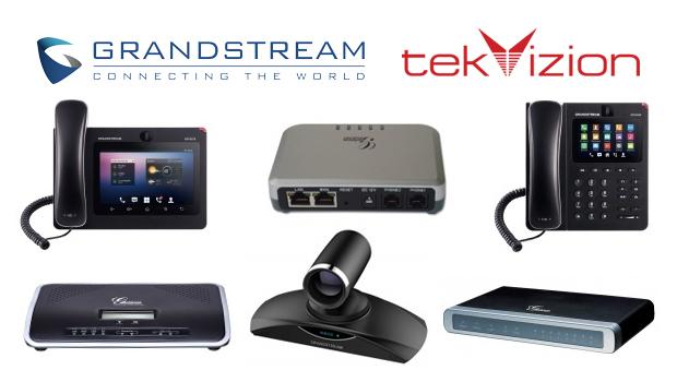 Grandstream and tekVizion Announce Partnership to Expand SIP Interoperability Matrix