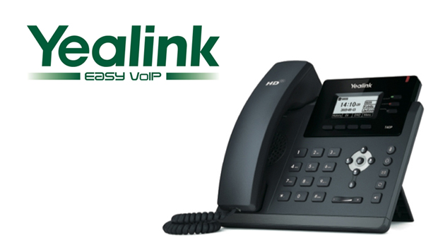 VoIPon Announce New Yealink SIP-T40P VoIP Phone