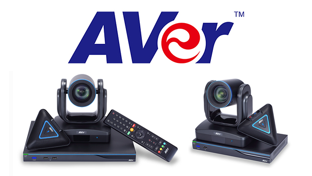 AVer's newest EVC series video conferencing systems broaden collaboration possibilities for businesses with powerful new camera