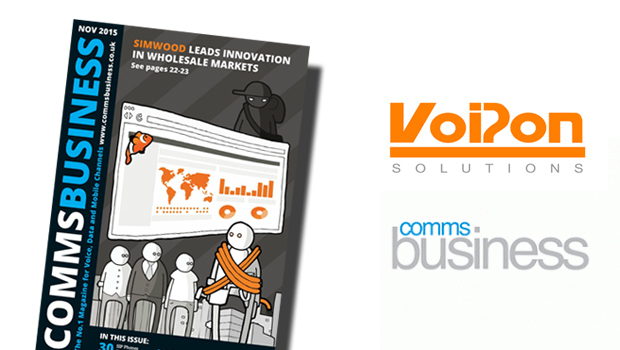 VoIPon discuss the latest SIP Phones with Comms Business Magazine
