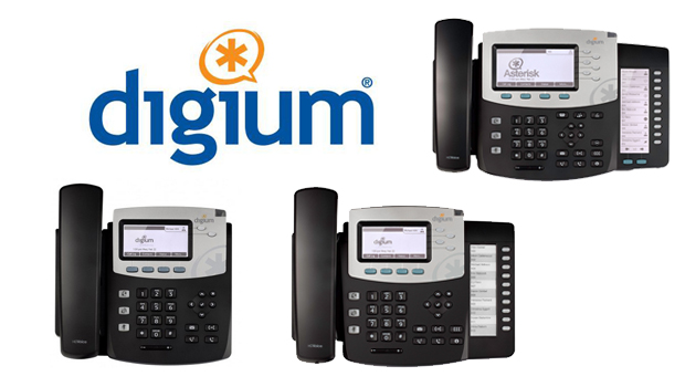 Digium VoIP Phone Series Overview
