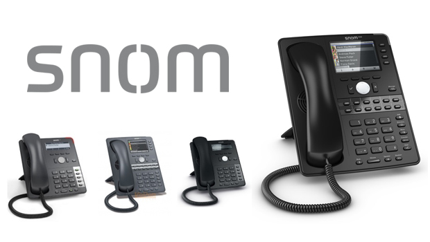 Snom Launches Executive D765 VoIP Telephone with Colour Display
