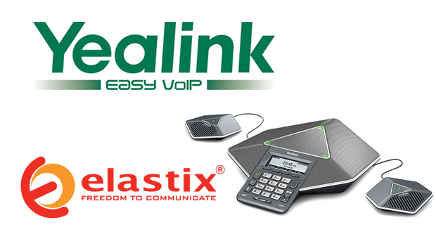 Yealink Conference Phone and DECT Phone Interoperable with Elastix PBX Platform as Cooperation Broadens