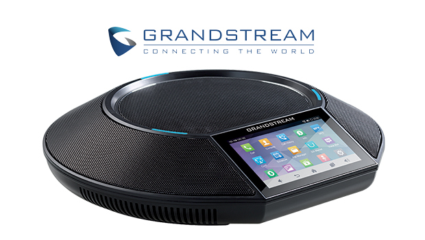 Grandstream To Transform Business Conferencing With Release of New HD Conference Phone