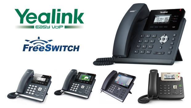 Yealink Updates Phone Portfolio for FreeSWITCH Open Source IP Communications Platform