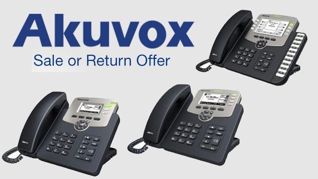 Akuvox Sale or Return Offer