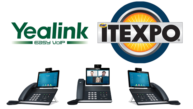 Yealink to Highlight UC Simplicity at ITEXPO Florida 2016