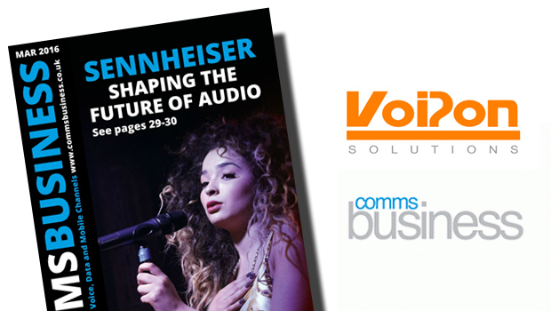 VoIPon discuss Audio and Video Conferencing with Comms Business Magazine