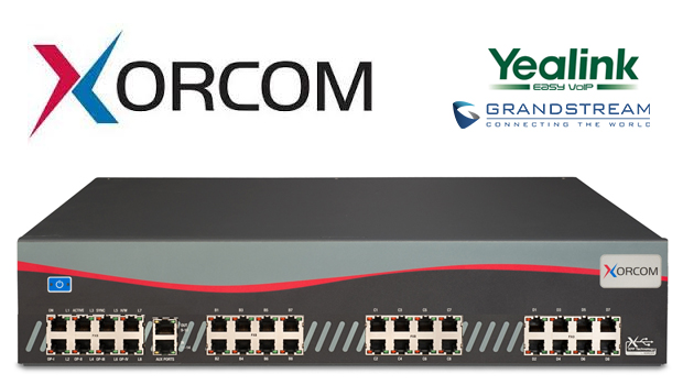 Xorcom CompletePBX Endpoint Manager auto-provisioning tool supporting additional VoIP Phones
