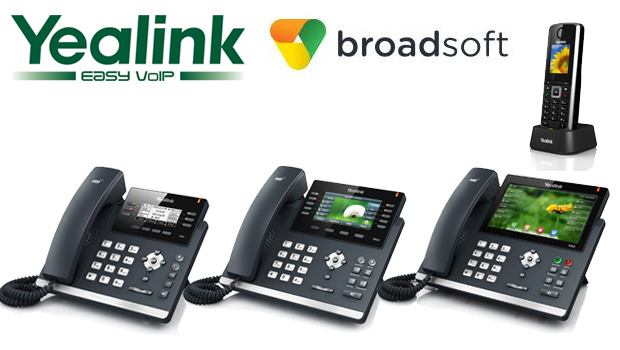 Yealink Announces Supported IP Phones for BroadSoft's Latest Version (R17) of BroadCloud Cloud-Based UC Service