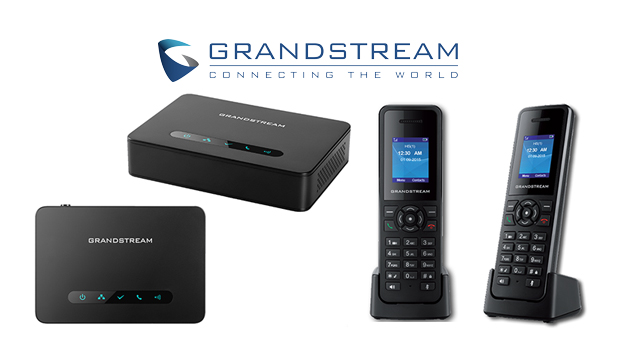 Grandstream set to release new DP720 Handset and DP750 Base Station