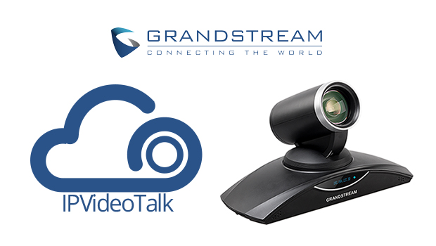 Grandstream Launches Cloud-based Video, Audio and Web Conferencing Service