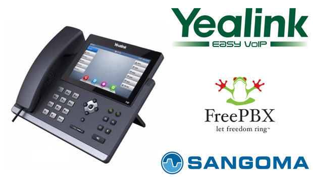 Sangoma and Yealink to offer Webinar on FreePBX, to simplify and accelerate your business