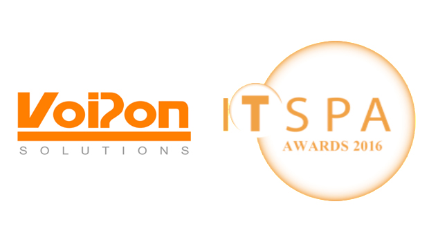 VoIPon Solutions to sponsor Best VoIP CPE at ITSPA Awards 2016