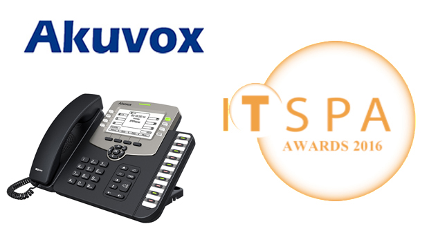 Finalists announced for ITSPA Awards 2016 – Akuvox nominated for Best VoIP CPE