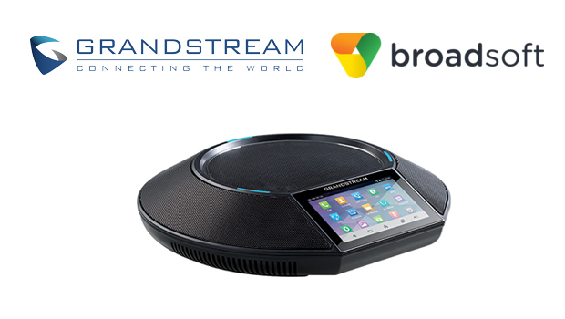 Grandstream announce GAC2500 Conference Phone is now certified with BroadSoft