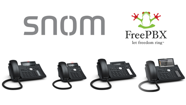 Snom IP Telephones Certified for Full Interoperability with FreePBX