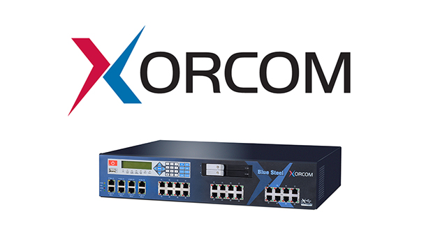Xorcom Blue Steel 4000 exceeds expectations as best phone system for Large Enterprise