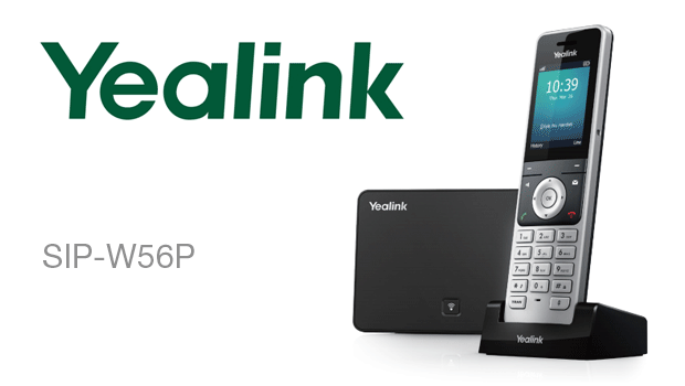 Yealink releases new and upgraded W56P DECT Phone