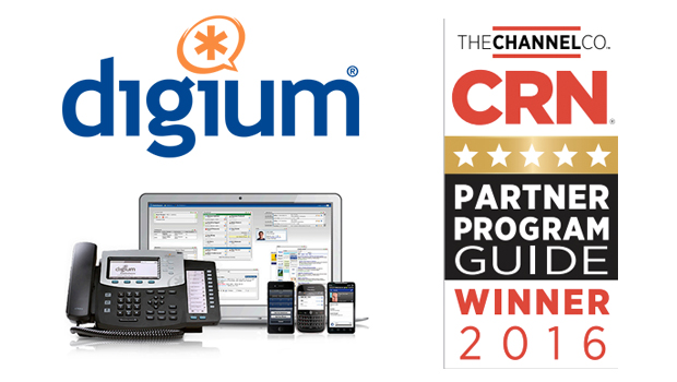 Digium Receives CRN 5-Star Rating