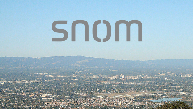 snom relocates its American operations to the Silicon Valley area