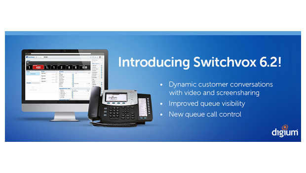 Digium Introduces Switchvox 6.2