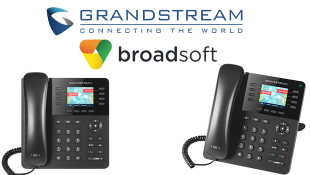Grandstream's Enterprise IP Phones Validated by BroadSoft
