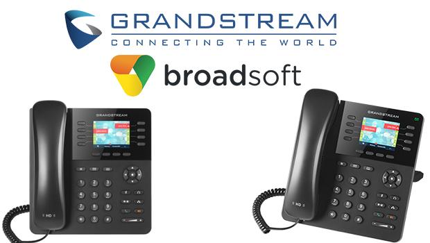 Grandstream's Enterprise IP Phones Validated by BroadSoft