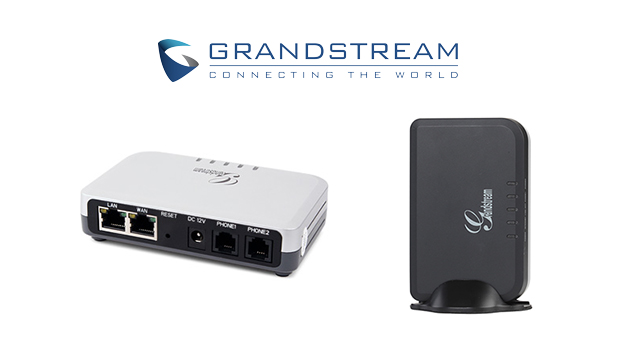 Grandstream releases new Analog Telephone Adapter with integrated Gigabit NAT router, for Beta Testing