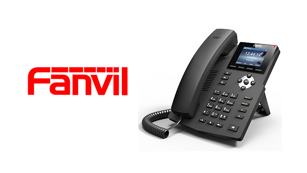 Fanvil introduces new X3S entry level colour screen IP Phone, with revolutionary design concepts and elegant appearance