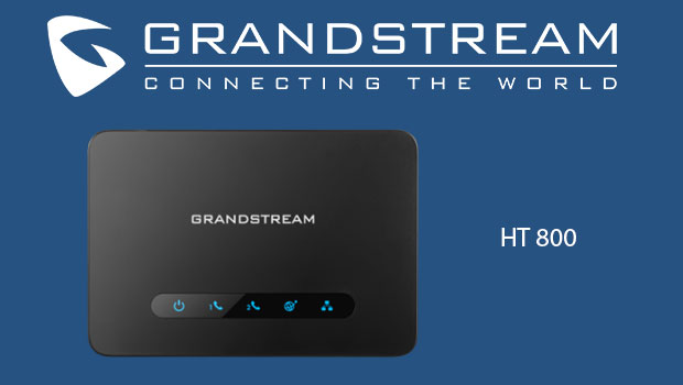 Grandstream set to release HT800 Series ATA's
