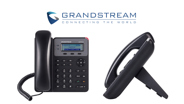 Grandstream announces the GXP1615 1 line IP Phone with PoE
