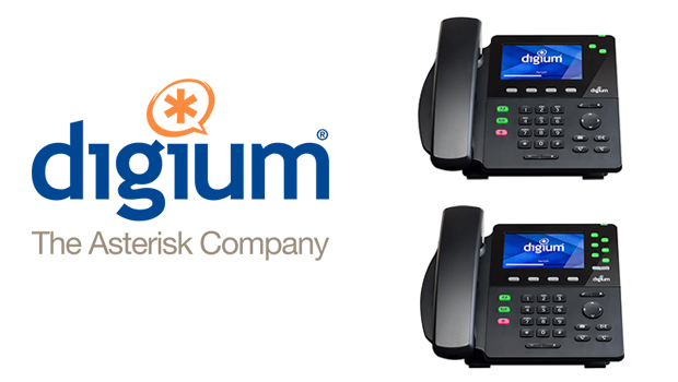 Digium introduce the next generation of D6x Series IP Phones
