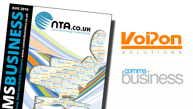 VoIPon discuss IP Phones with Comms Business Magazine