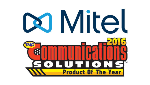 TMC Names Mitel a 2016 Communications Solutions Products of the Year Award Winner