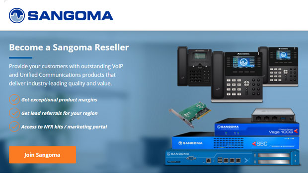 Become a Sangoma Reseller