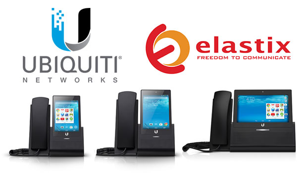 UniFi VoIP Phone from Ubiquiti Networks certified with Elastix