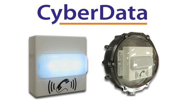 CyberData Corporation Releases New SIP Alerting Devices