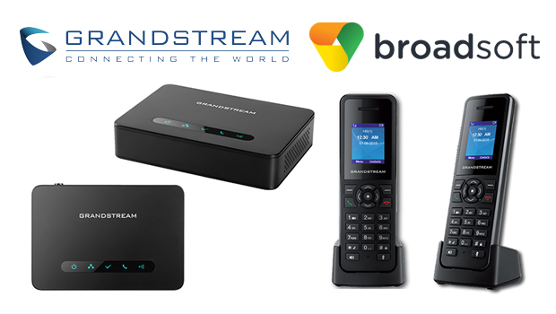 Grandstream's Cordless IP DECT Solution Certified by BroadSoft