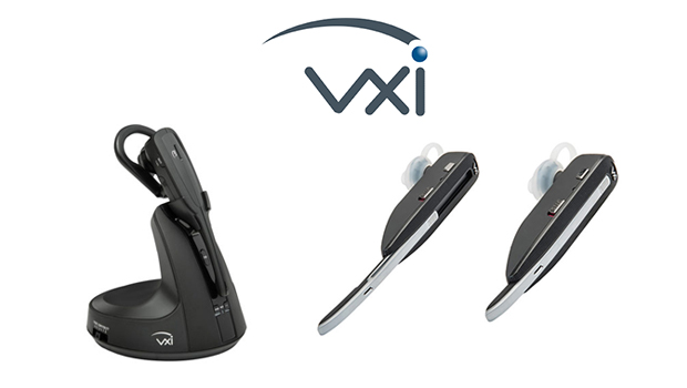 VXi introduces the Reveal Pro Office and V200, two new dual-use wireless headset systems
